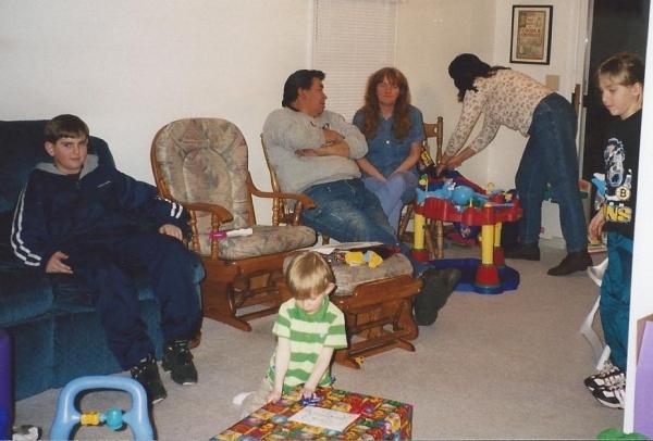 Mark, Jim, Leah, Sue Erica and Ricky
