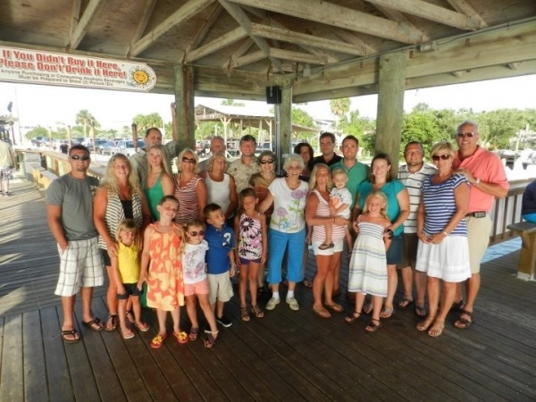 Summer 2012 - New Smyrna Beach