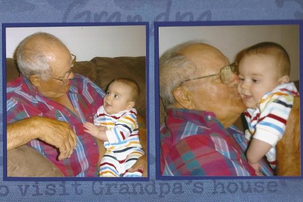 Grandpa and Dominic
