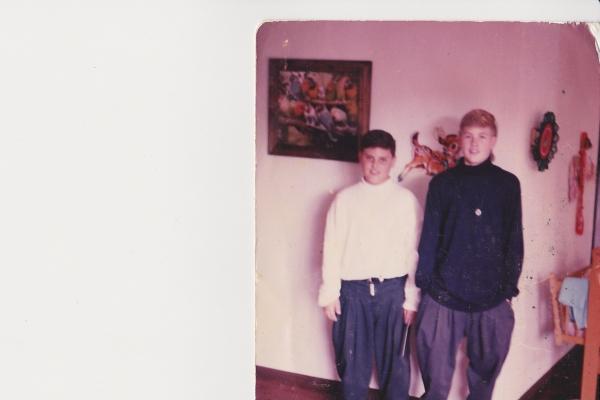 Matt&Brent