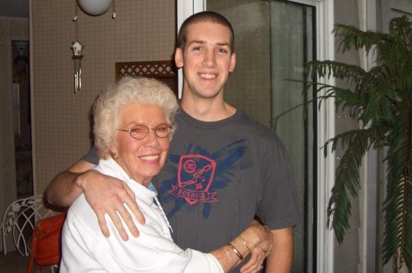 Nanny and Kevin