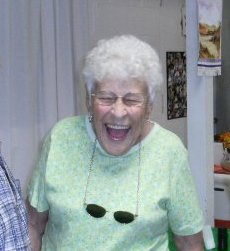 Mimi and her beautiful smile and contagious laugh!