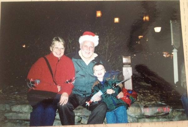 Nana and Grampa