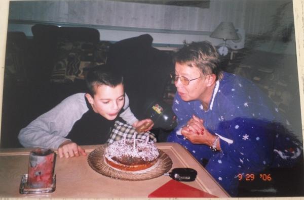 Nanas Birthday