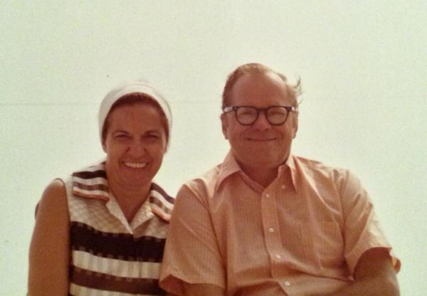 Joe and Gaye