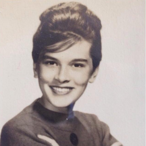 Anne in her 20's