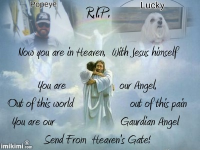 RIP Popeye and Lucky
