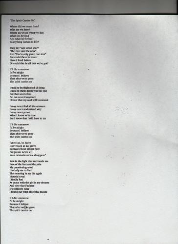 Diana's fav song
