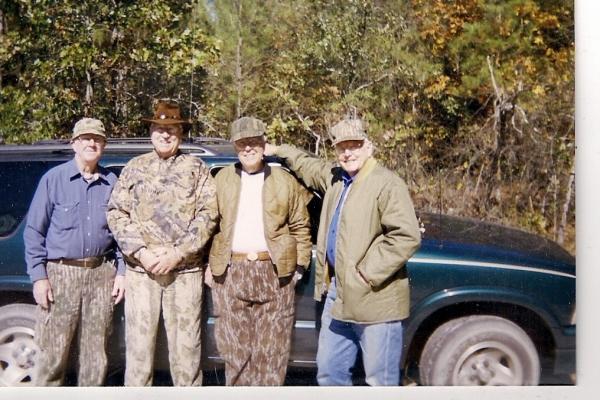 The Men of Burke Co