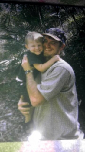 Tod & his son Hunter