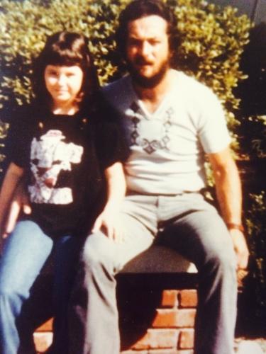 dad&michelle