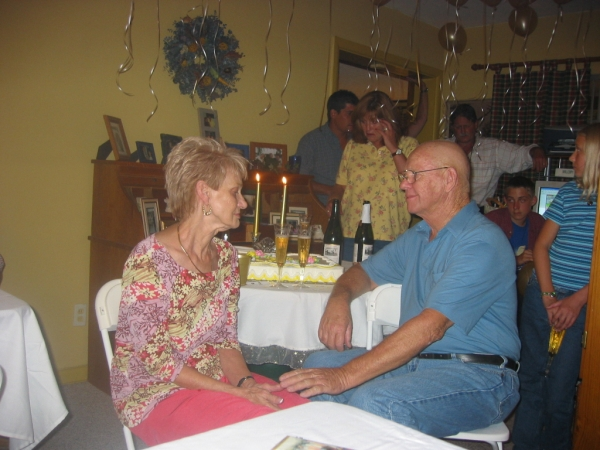 Dad and Mom's 50th Wedding Anniversary (2004)