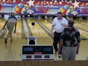 Bob bowling