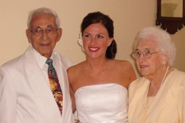 Stefanie's wedding